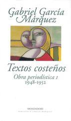 Textos costeño: Obra periodística