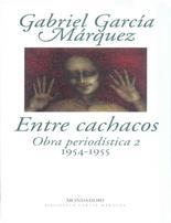 Portada del libro Entre cachacos: Obra periodística 2