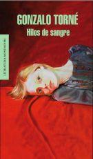 Portada del libro HILOS DE SANGRE - PREMIO JAEN 2010