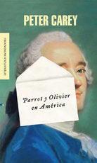 Portada del libro PARROT AND OLIVIER IN AMERICA