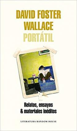 Portada del libro Portátil: Relatos, ensayos & materiales inéditos