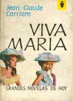 Portada del libro Viva María
