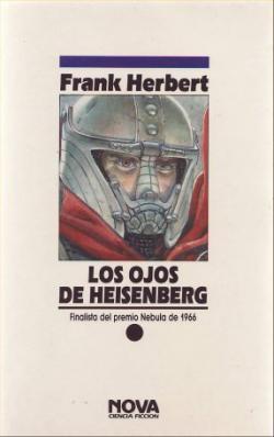 Portada del libro Los ojos de heisenberg