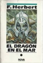 Portada del libro El dragón en el mar