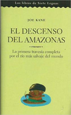 Portada del libro El descenso del Amazonas