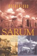 Portada del libro Sarum