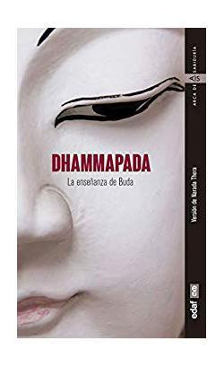Portada del libro Dhammapada : La enseñanza del Buda