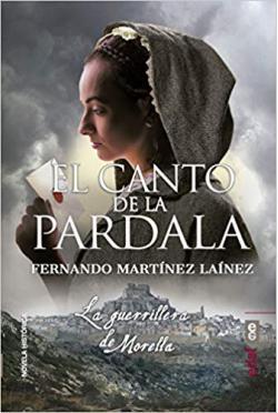 Portada del libro El canto de la Pardala