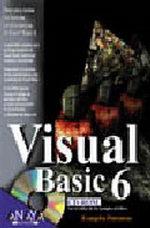 Portada del libro Visual Basic 6 LA BIBLIA DE