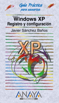Portada del libro Windows XP. Registro y configuracion
