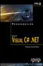 Portada del libro Visual C, .NET