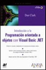 Portada del libro Introducción a la programación orientada a objetos con Visual