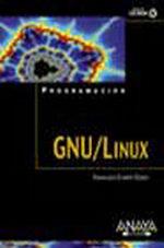 Portada del libro GNU/Linux