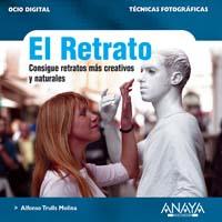 Portada del libro El Retrato (Tecnicas Fotograficas) OCIO DIGITAL