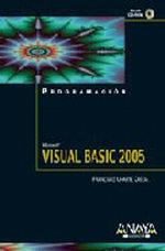 Portada del libro Visual Basic 2005 PROGRAMACIoN