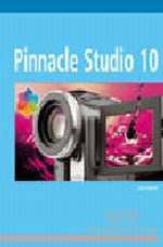 Portada del libro Pinnacle Studio 10 MEDIOS DIGITALES Y CREATIVIDAD
