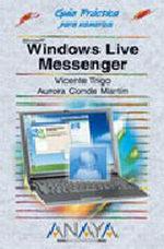 Portada del libro Windows Live Messenger