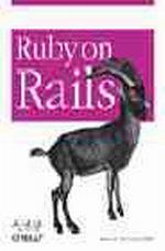 Portada del libro Ruby on Rails ANAYA MULTIMEDIA/O´REILLY