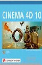 Portada del libro CINEMA 4D 10 MEDIOS DIGITALES Y CREATIVIDAD