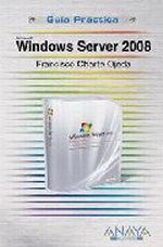 Portada del libro Windows Server 2008