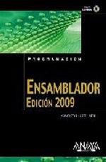 Portada del libro Ensamblador. Edicion 2009