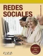 Portada del libro Redes Sociales (Informática para mayores)