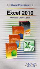 Portada del libro Excel 2010