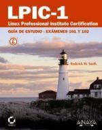 Portada del libro LPIC-1. Linux Professional Institute Certification