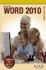 Portada del libro Word 2010 INFORMaTICA PARA MAYORES
