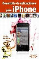 Portada del libro Desarrollo de aplicaciones para iPhone