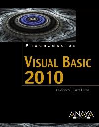 Portada del libro Visual Basic 2010