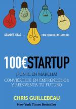 Portada del libro 100Euros Startup