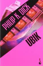 Portada del libro Ubik
