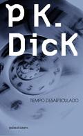 Portada del libro Tiempo desarticulado