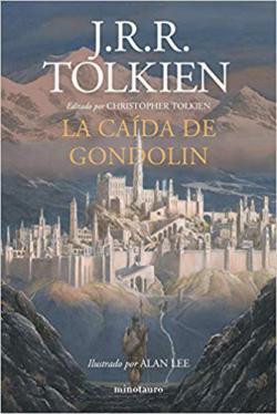 Portada del libro La Caída de Gondolin