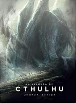 Portada del libro La llamada de Cthulhu (Ilustrada)