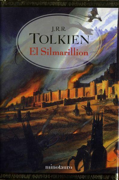 Portada del libro El silmarillion