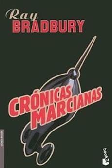 Portada del libro Crónicas marcianas