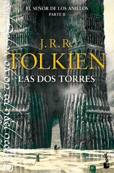 Portada del libro El señor de los anillos II: Las dos torres