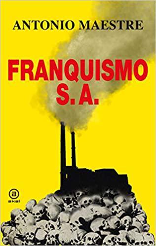 Portada del libro Franquismo S.A.