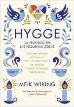 Portada del libro Hygge. La felicidad de las pequeñas cosas