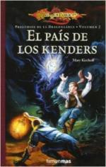 Portada del libro El país de los Kenders