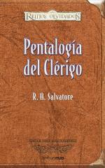 Portada del libro Pentalogía del clérigo (Reinos Olvidados)