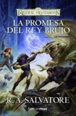 Portada del libro La promesa del Rey Brujo