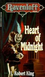 Portada del libro Corazón de medianoche