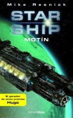 Portada del libro Starship: Motín