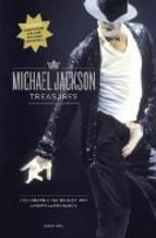 Portada del libro Los tesoros de Michael Jackson