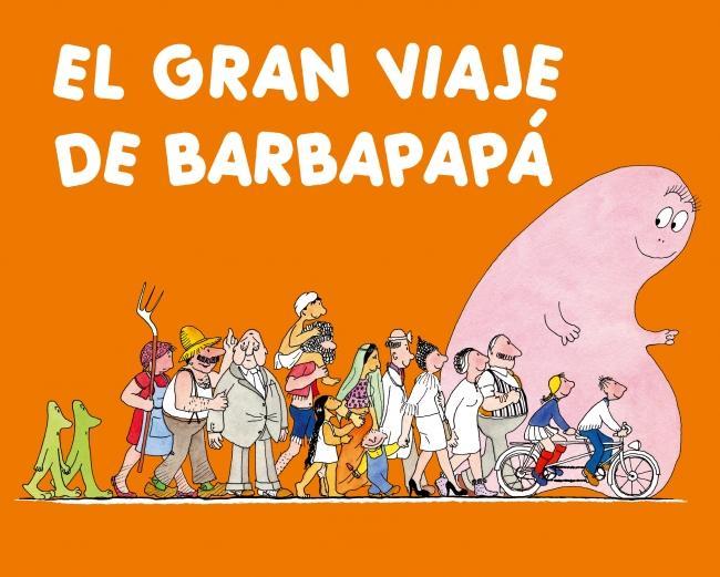 EL GRAN VIAJE DE BARBAPAPA