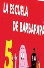 Portada del libro LA ESCUELA DE BARBAPAPA