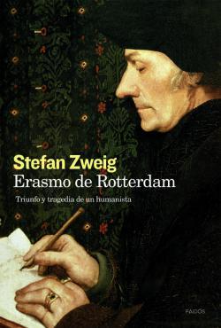 Portada del libro Erasmo de Rotterdam: Triunfo y tragedia de un humanista